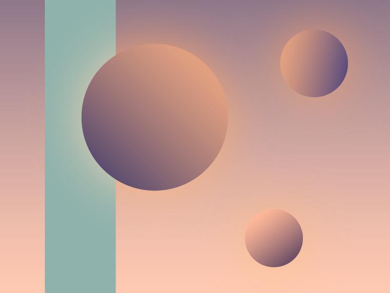 2 sublime illustration colors