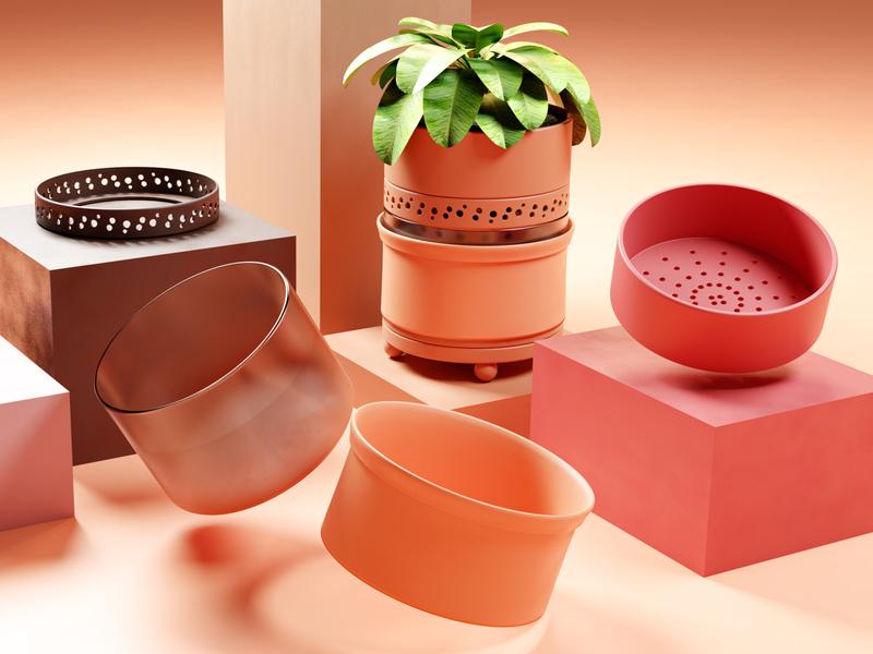 COBOX productdesign blender3d