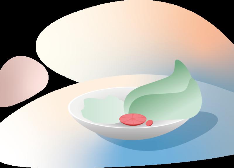 Healthy Foody illustration