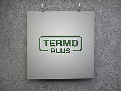 Termo Plus logo design branding