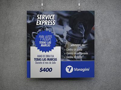 Banner Voragini 02 illustration design branding