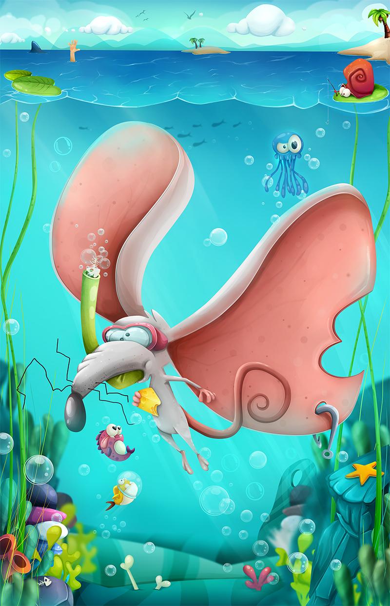 Aqua mouse site