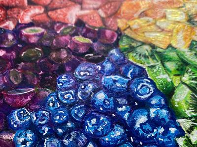 Furit fruit colorful illustration drawing