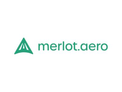 merlot.aero logo