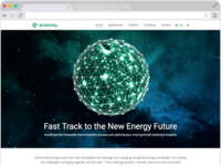 GridUnity Homepage