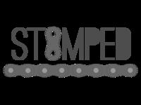 Stomped Logo