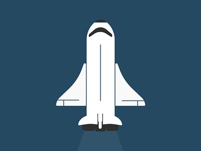 Shuttle sketchapp branding design illustration