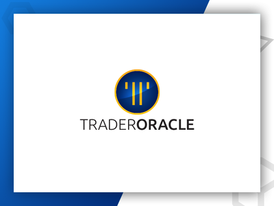 Trader Oracle - Logo Designed by Pixlogix