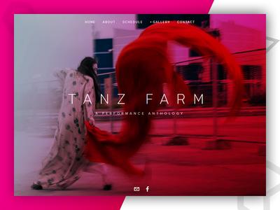 Tanz Farm - Web Design and Developed By Pixlogix