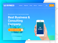 MyReco | Business & Consulting Company