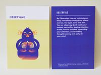 Observing Mindfulness Card
