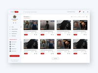 VideoTube - youtube concept redesign