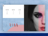 Sihr - Fashion and Beauty Website For Women