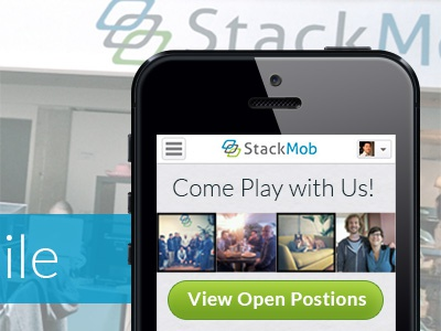 Stackmob Careers careers iphone