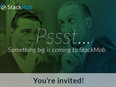 Stackmob Invite