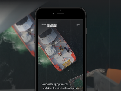 Projects cases projects imagery mobile hero dark
