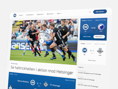 Article for Football Club analysis match football club soccer article danish football
