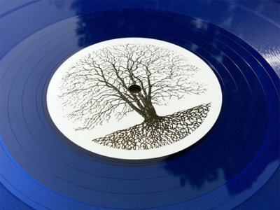 "Silent Season Limited 12"" record vinyl"
