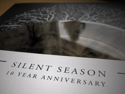 Silent Season SSX10 Record Jackets record vinyl