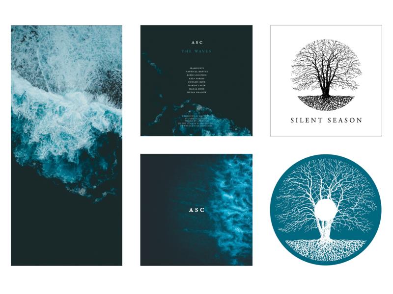 Silent Season [SSCD22] CD Artwork Draft cd cd insert cd sleeve cd cover