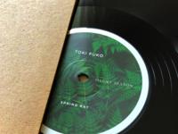 Silent Season Vinyl by Toki Fuko