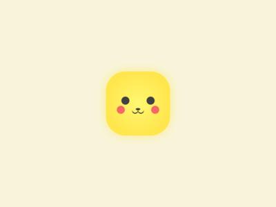 App Icon - Daily UI #005 icon app icon pikachu pokemon dailyui 005