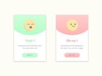 Flash message - Daily UI #011