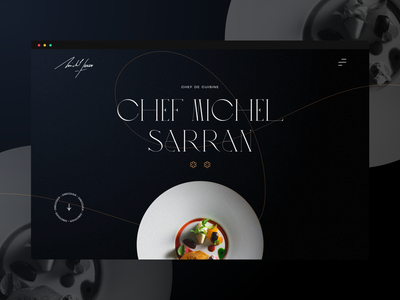 Exploration - 8 typography design graphic design web food app foodie food illustration restaurant food and drink chief gastronomy food