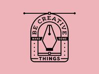 Be Creative 1/4