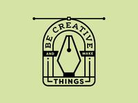 Be Creative 4/4