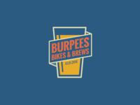 Burpees, Bikes & Brews Event Mark