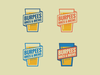 Burpees, Bikes & Brews Event Mark Concepts