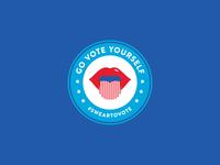 Swear to Vote: Go Vote Yourself