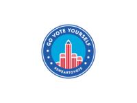 Swear to Vote: Go Vote Yourself 2
