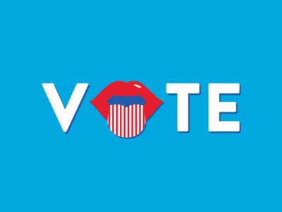 Swear to Vote: Vote!
