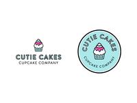 Cutie Cakes Logo