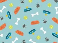 Dog Necessities Pattern