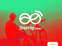 SterHip bikes - dlc day 24
