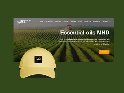 Essentialoil MHD web