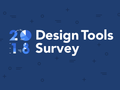 2018 Design Tools Survey design prototyping research tools ux survey