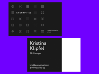 Business Card for Everypixel