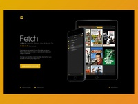 Fetch App for Put.io