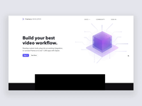 Developer Site for Frame.io