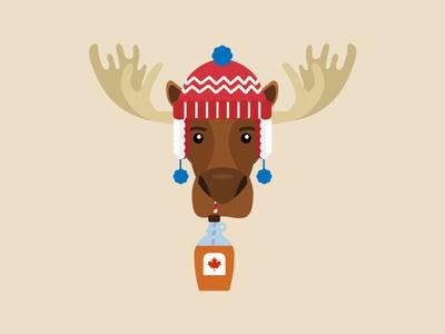 Monty the Moose