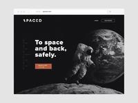 SPACED website