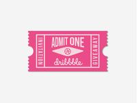 Dribbble Invites!