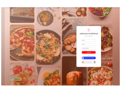 daily ui - sign up dailyui 001 signuppage uiux uidesign ux signup design ui