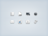 Client icons
