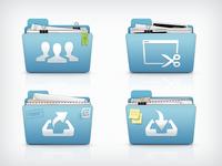 Yunio folders for OS X