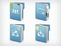 Yunio folders for Windows 7